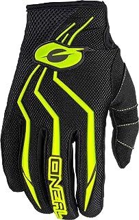 Black Large Motodak Cabrio Unisex Adult Gloves