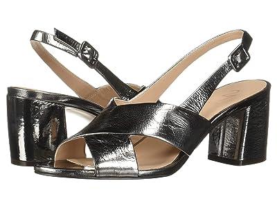 Naturalizer 27 Edit Della (Pewter Metallic Shiny Leather) Women