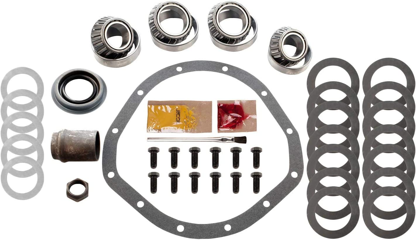 Motive Gear R12RMK Master Bearing Kit trend rank Large discharge sale Bearings Koyo with 8.8 GM
