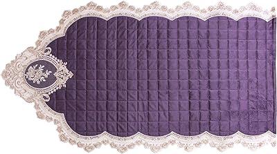 AsilHome Turkish Muslim Prayer Rug Velvet Soft Fabric Prayer Mat Sajadah Islamic Carpet