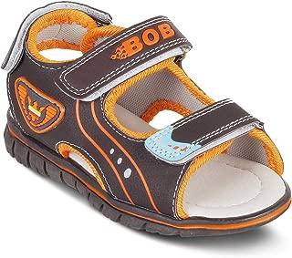 KITTENS Orange Boys Sandals