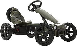 BERG Toys Compact Jeep Adventure