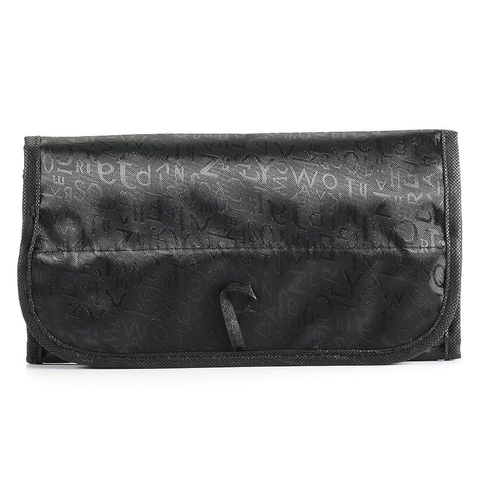 無意味コメントギャングFashion Women Travel Kit Jewelry Organizer Makeup Cosmetic Bag