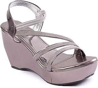 Prolime Women Casuals Sandals, Ideal Sandal for all women, ladies designer fashionable Sandals ideal for Women, ladies, Co...