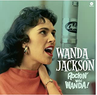 Rockin' With Wanda! [12 inch Analog]