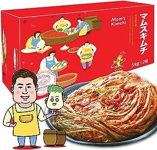 マムスキムチ 10kg(5kg x 2個)セット 冷蔵発送 韓国産 白菜 キムチ MOM'S KIMCHI 맘스김치
