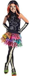 Monster High Skelita Calaveras Child's Costume, Small, As Shown