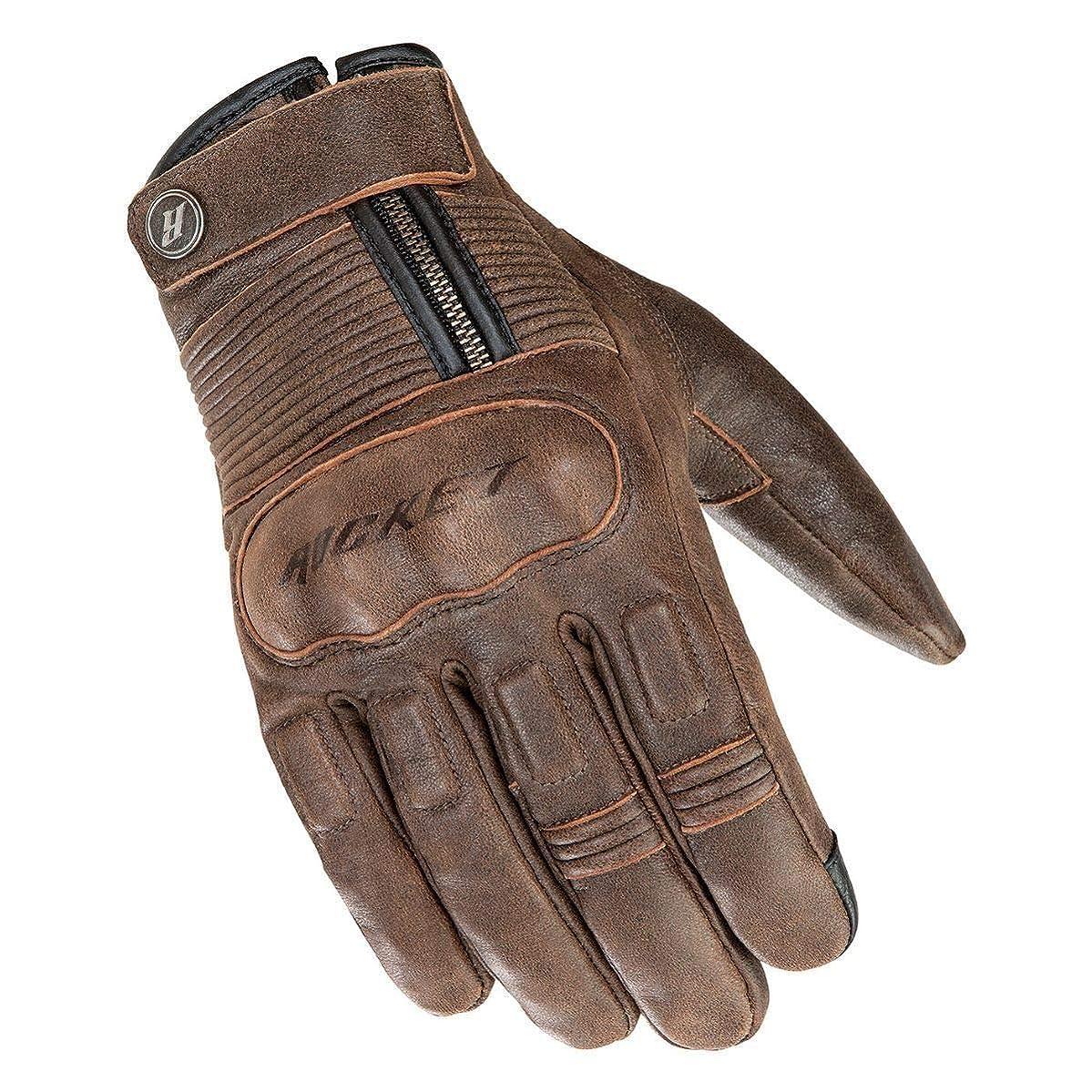 Joe Rocket Men's Briton Motorcycle Glove Brown Large
