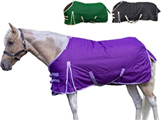 Derby Originals Deluxe 600D Nylon Turnout Winter Blanket- Horse and Pony Sizes