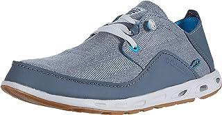 Columbia Men's Bahama Vent Loco Relax Iii Shoe Walking, Graphite/Blue Chill, 15