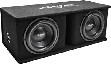 Best subwoofer box for 2 18s Reviews