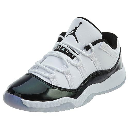 bbd93a35e5019b Nike Jordan Kids  Preschool Air Jordan 11 Retro Low Basketball Shoes