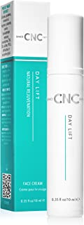 CNC Day Lift Face Moisturizer with Instant Results and Long-Term Anti-Aging Benefits, with Vegan, Natural Formula and Clinically Proven Ingredients - Mini 10ml