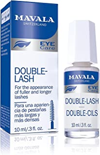 Mavala Double Lash - Strengthens Lashes Eyebrows For A Longer, Denser Stronger Effect, 10ml