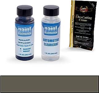 PAINTSCRATCH Magnetite Gray Metallic P8Y for 2019 Subaru Outback - Touch Up Paint Bottle Kit - Original Factory OEM Automotive Paint - Color Match Guaranteed