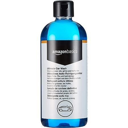 Amazon Basics Autoshampoo 500 Ml Flasche Mit Klappdeckel Auto