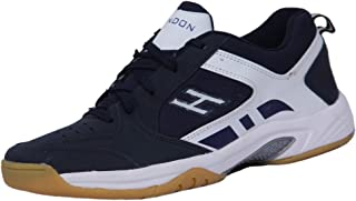 HINDON Navy Blue/White Tennis Shoes