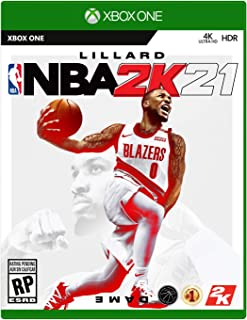 NBA 2K21 - Standard Edition - Xbox One