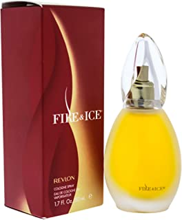 Revlon Fire & Ice Perfume for Women, 1.7 Fl. Oz., womens fragrance