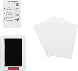 Clean Touch Inkless Ink Pad Extra-Large for Baby Newborn - 12 Month (1 Year) Handprints, Footprints, Non-Toxic, Baby Safe, Pawprints