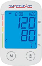 Veridian Healthcare Smartheart Automatic Arm Digital Blood Pressure Monitor with Jumbo Display