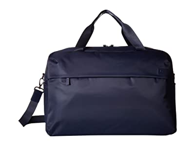 Lipault Paris City Plume Duffel Bag (Navy) Bags