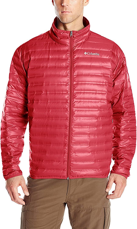Columbia Sportswear Men's Big Flash Forward Down-Fill Jacket