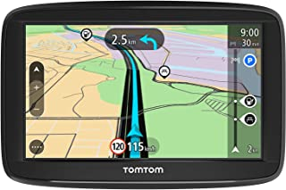 TomTom GPS Voiture Start 52 – 5 Pouces, Cartographie Europe 49