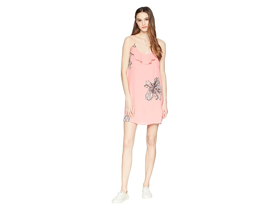 Lucy Love Bat Your Lashes Dress (Peony Pink) Women
