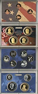 2009 S U.S. Mint 18 coin Clad Proof Set In OGP Proof