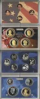 2009 S U.S. Mint 18 coin Clad Proof Set In OGP Proof