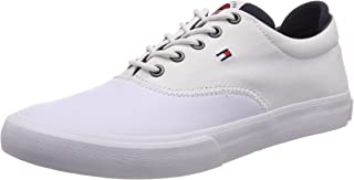 Tommy Hilfiger Men's Logo Oxford Trainers