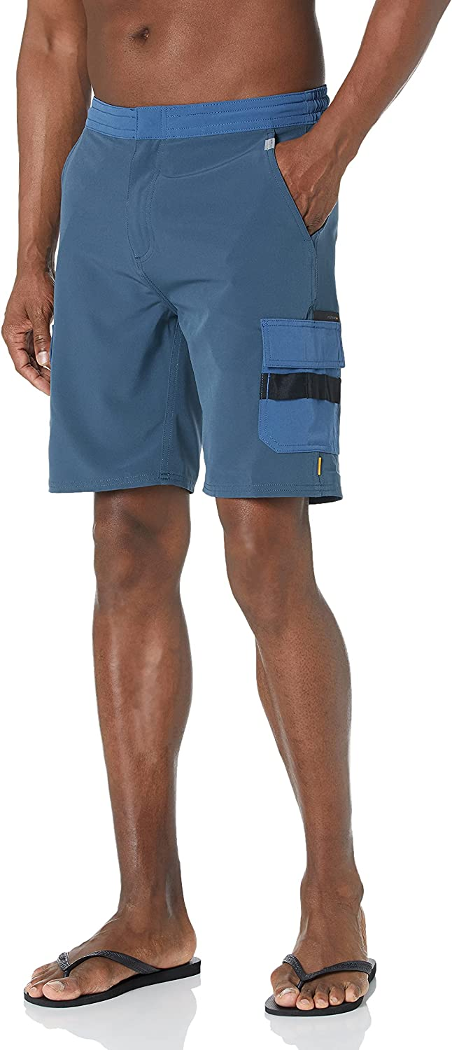 Quiksilver Men's Seafaring Amphibian Manufacturer direct Minneapolis Mall delivery 20 Hybrid Shorts