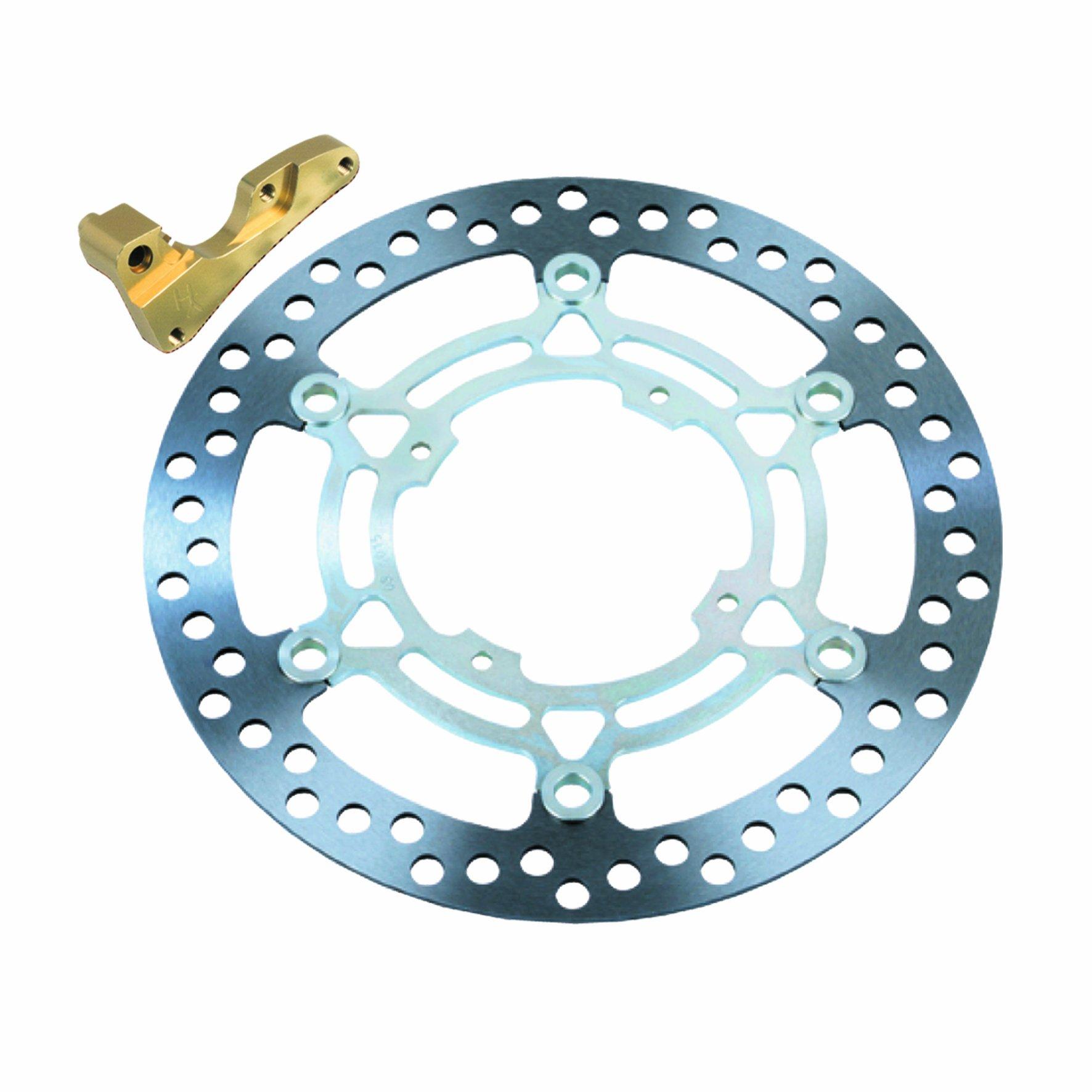 EBC Brakes OS6437 Brake Rotor