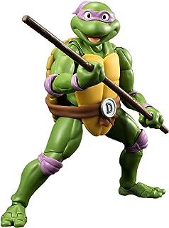 S.H.フィギュアーツ Teenage Mutant Ninja Turtles ドナテロ 約150mm PVC&ABS製 塗装済み可動フィギュア