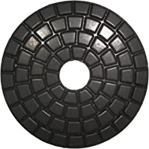 4 Inch Alpha Ceramica Resin Pad - Black Buff