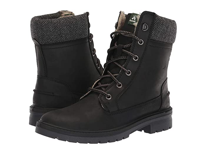 Kamik  Rogue (Black) Womens Cold Weather Boots