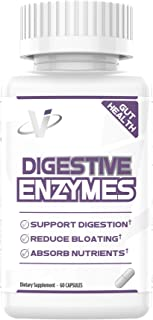 VMI Sports Digestive Ezymes, Support Gut Health and Digestion, Reduce Bloating, Gut Support, Increase Absorption, Absorb N...