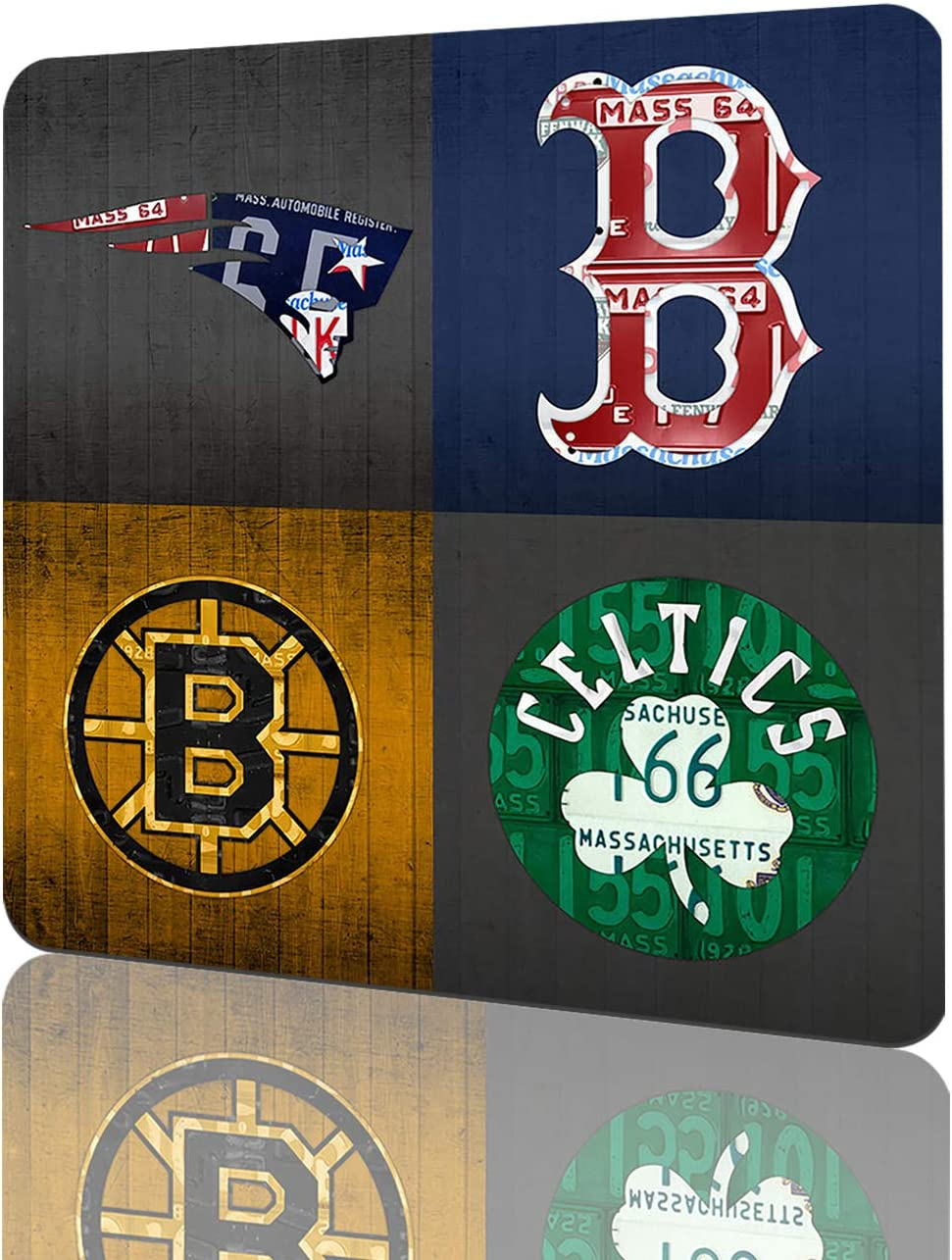 Signs 4 Fun SLBRS3 Boston Sox Blue//Red License Plate