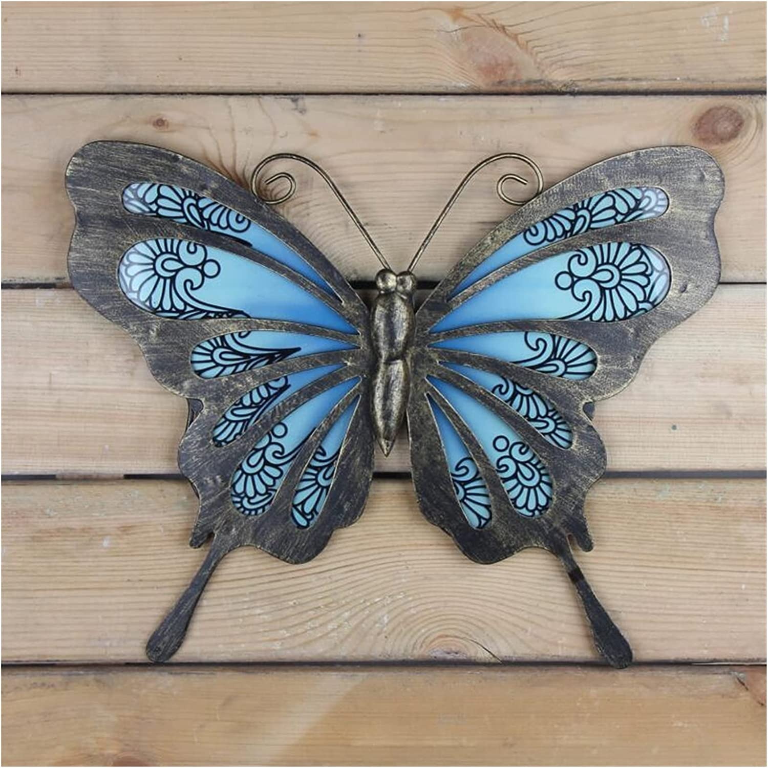 PANYUU Garden Butterfly of All items in the store Wall Finally resale start Artwork for Dec Home Outdoor and