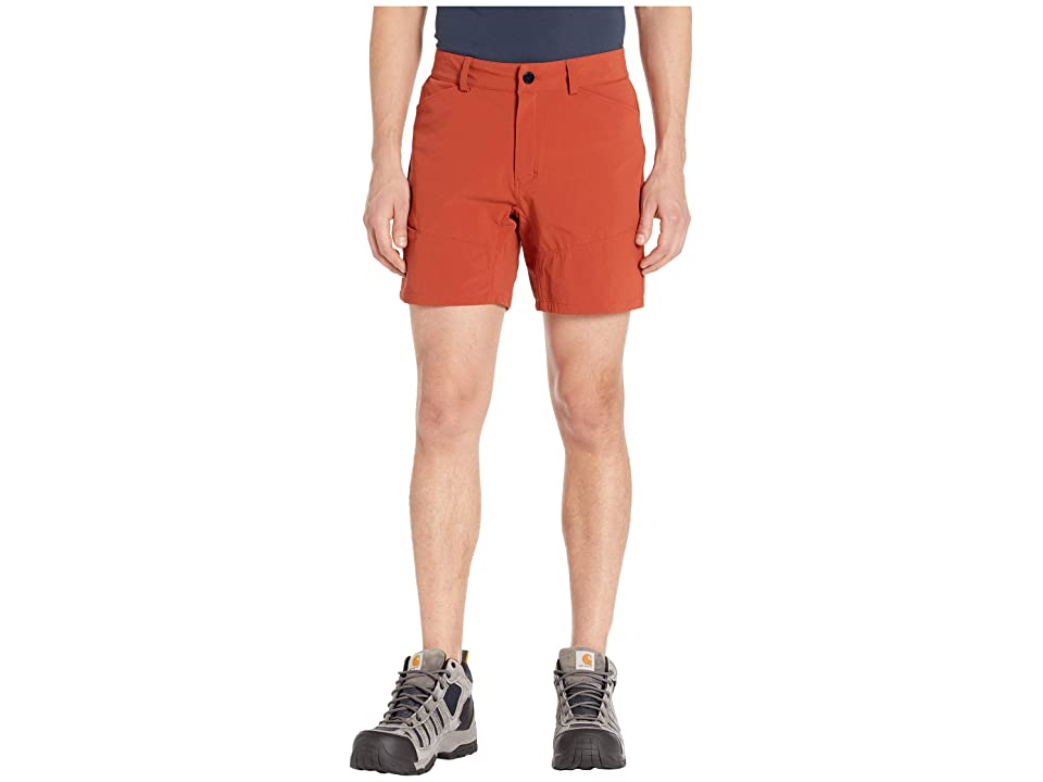 Mountain Hardwear Logan Canyontm Shorts (Dark Copper) Men