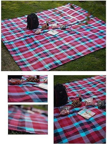 ABCX épaissir Couverture Pique-Nique Pad étanche à l'humidité extérieure Tapis de Camping Tente à Grande échelle Acrylique multijoueur Peva 300 & Times; 300 & Times; 0.6Cm