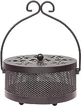 Muggenspiraal Wierookbrander Houder Anti Muggen Muggenspiraal Houder Holle Anti-verbranding Tuin Mosquito Coil Rack