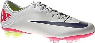 Youth Mercurial Vapor VII FG Soccer Shoes (Granite) 6