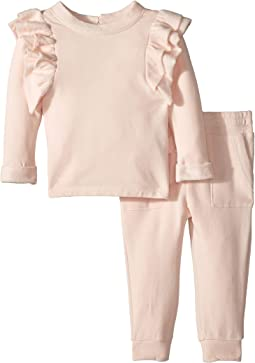 Super Soft French Terry Leggings Set (Infant)