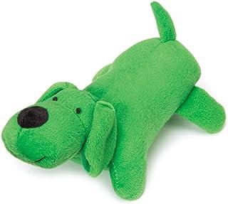 "Zanies Big Yelper Dog Toys, Dark Green, 7"""