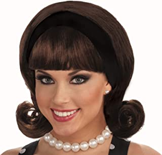 Women's Flirting with The 50's Costume Wig