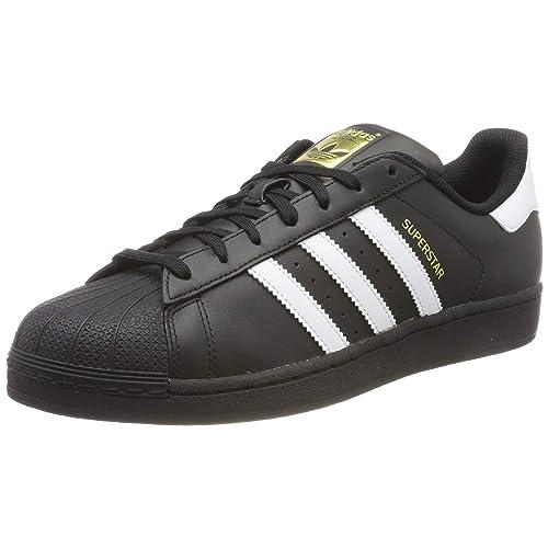 adidas Superstars Black: Amazon.co.uk