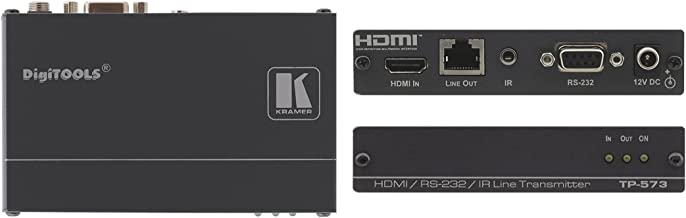 Kramer Electronics TP-573 HDMI RS-232 and IR Over Twisted Pair Transmitter