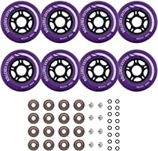 100mm wheels inline